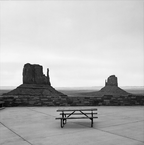 Monument Valley Bench